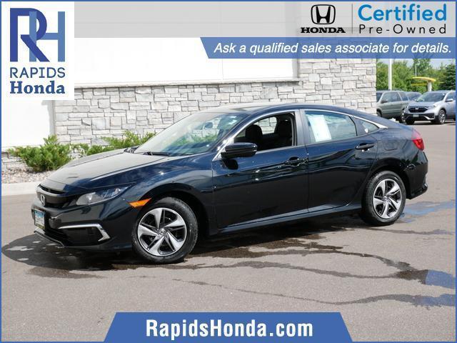 used 2019 Honda Civic car, priced at $18,523