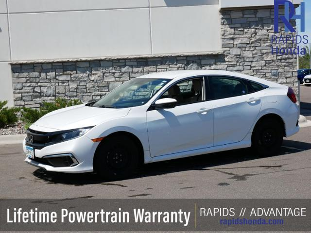 used 2019 Honda Civic car, priced at $18,596