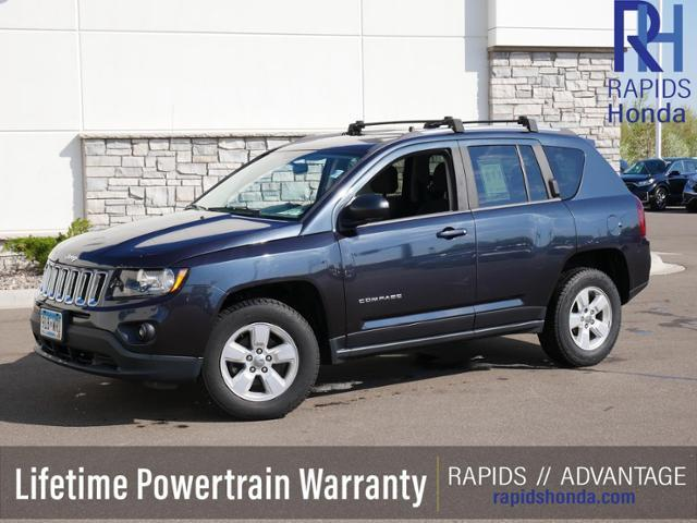used 2014 Jeep Compass car, priced at $8,857