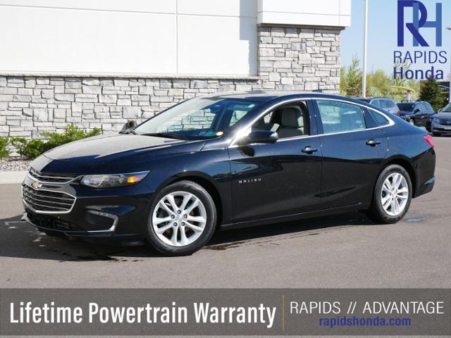 used 2018 Chevrolet Malibu Hybrid car, priced at $20,662