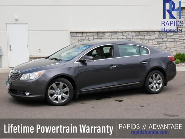 used 2013 Buick LaCrosse car, priced at $10,597