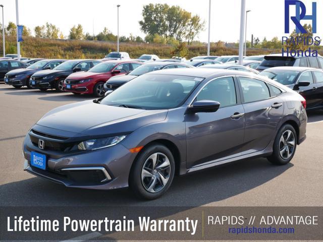 new 2021 Honda Civic car, priced at $21,644
