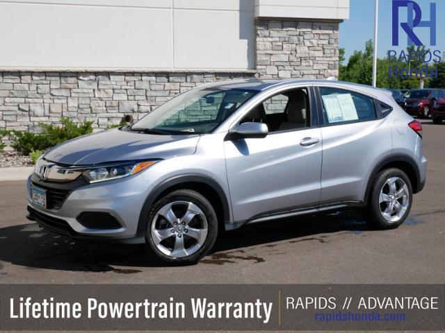 used 2019 Honda HR-V car, priced at $20,436