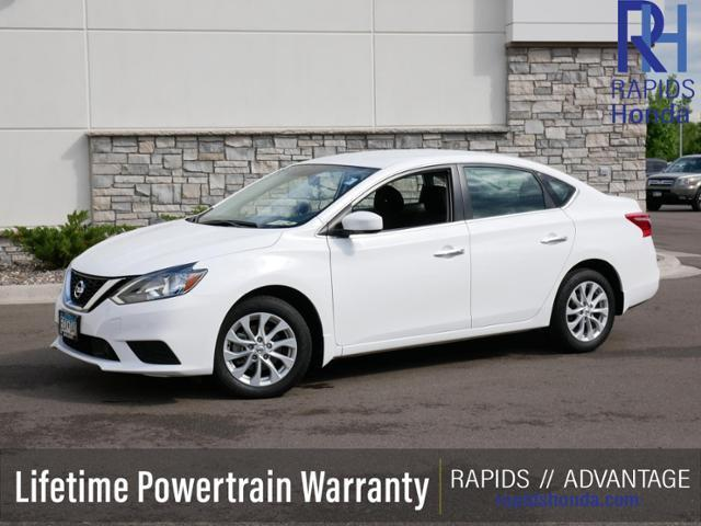 used 2019 Nissan Sentra car, priced at $17,539