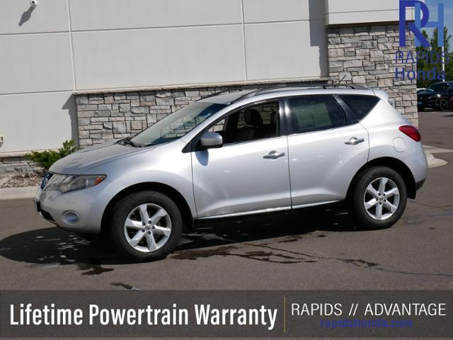 used 2010 Nissan Murano car, priced at $6,667