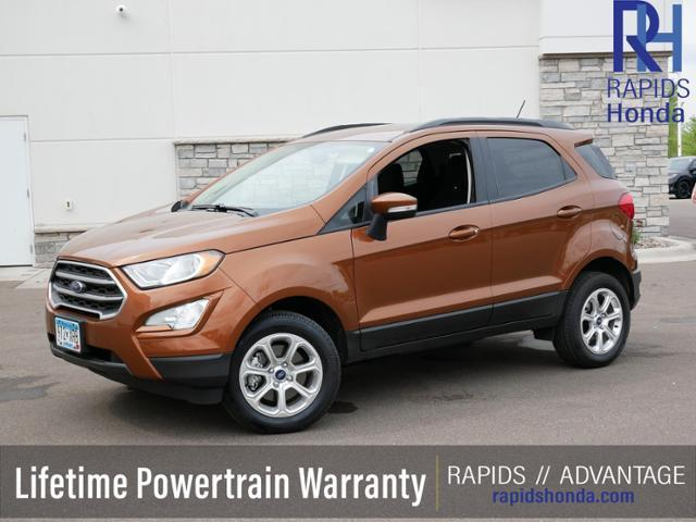 used 2018 Ford EcoSport car, priced at $19,113