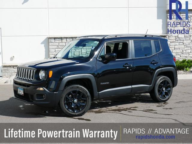 used 2016 Jeep Renegade car, priced at $17,455