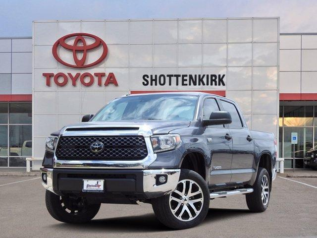 used 2018 Toyota Tundra car, priced at $42,374