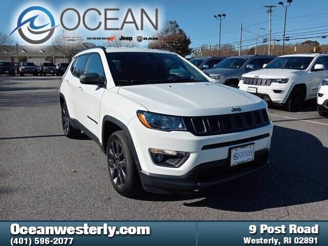 new 2021 Jeep Compass car, priced at $31,190