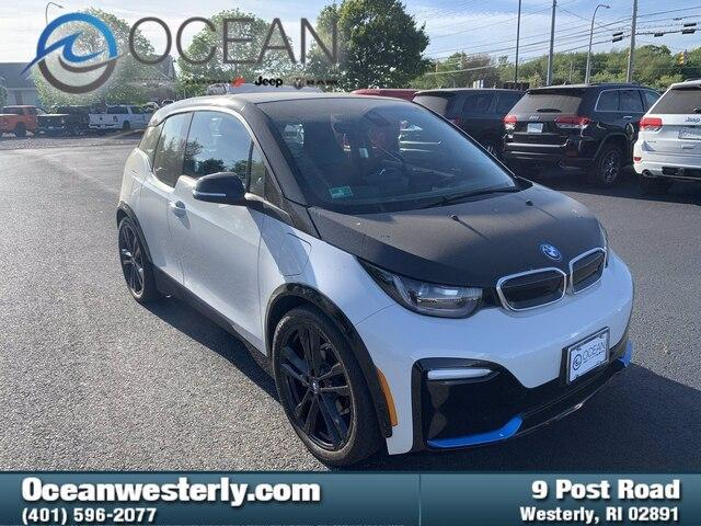 used 2018 BMW i3 car, priced at $26,980