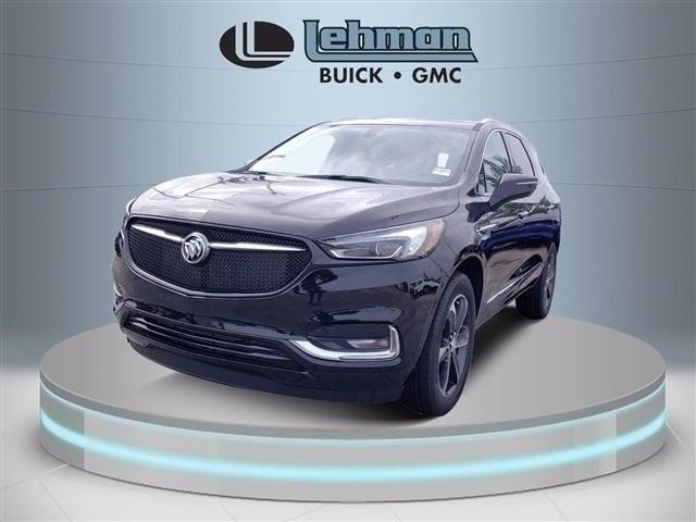 new 2021 Buick Enclave car, priced at $45,911