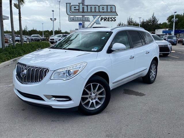 used 2017 Buick Enclave car, priced at $22,000