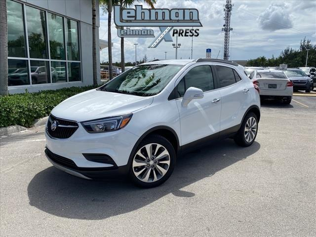 used 2019 Buick Encore car, priced at $21,000