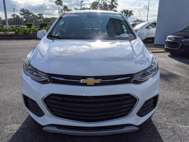 new 2020 Chevrolet Trax car, priced at $18,752