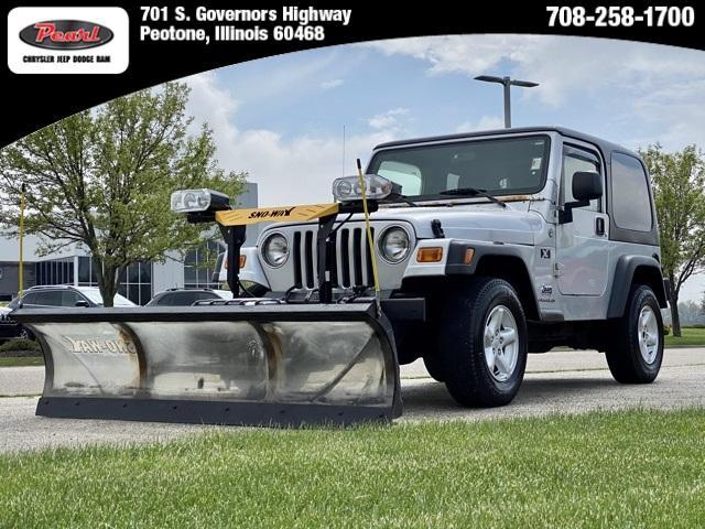 used 2006 Jeep Wrangler car, priced at $17,999