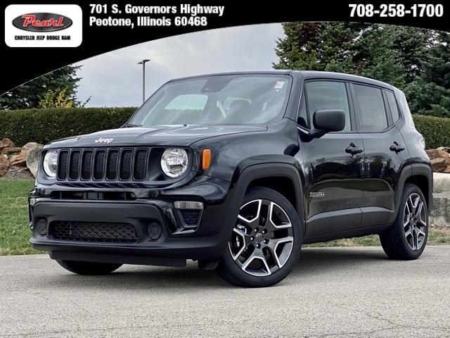 new 2021 Jeep Renegade car, priced at $25,824