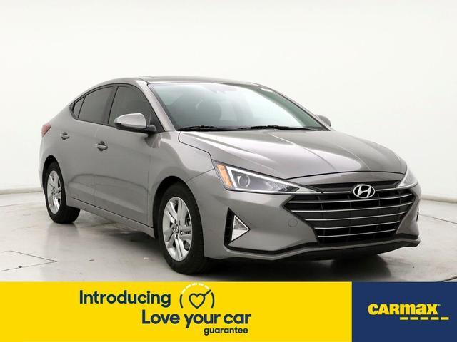 used 2020 Hyundai Elantra car, priced at $21,998
