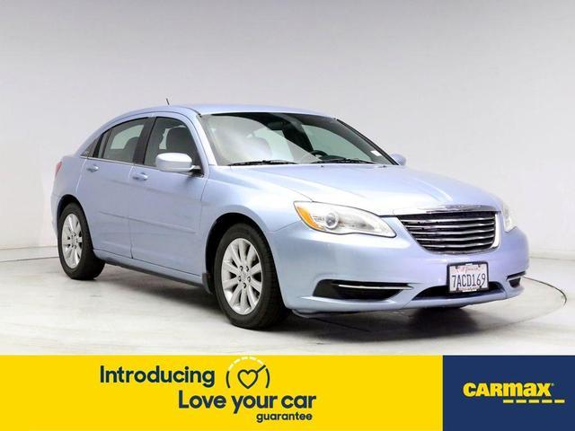 used 2012 Chrysler 200 car, priced at $11,599