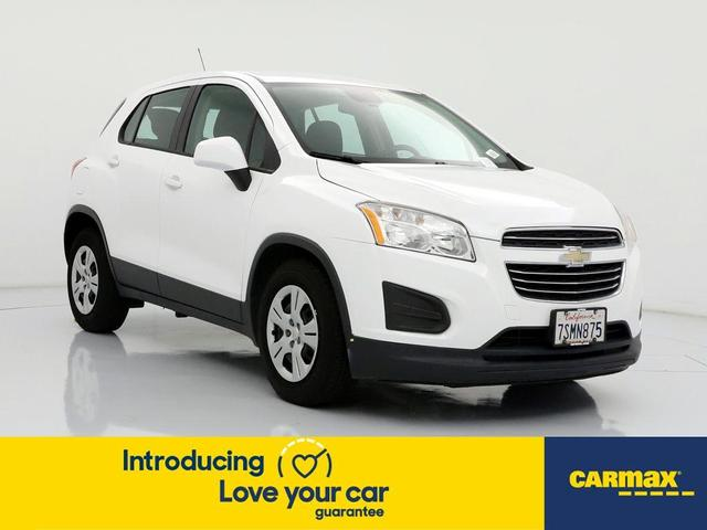 used 2016 Chevrolet Trax car, priced at $15,998
