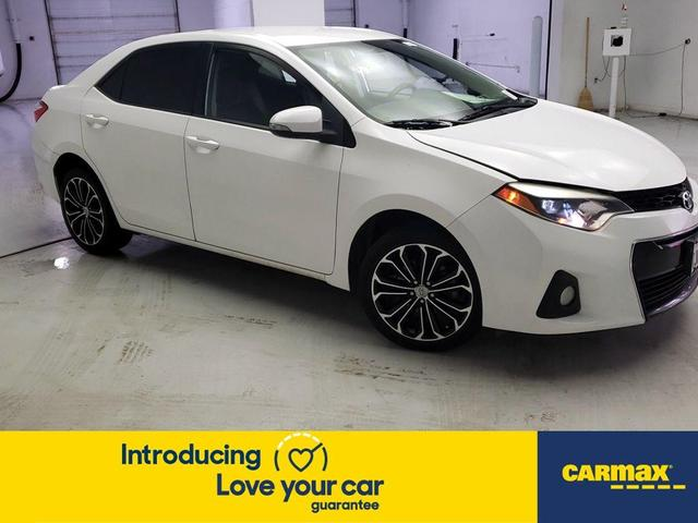 used 2015 Toyota Corolla car, priced at $16,998