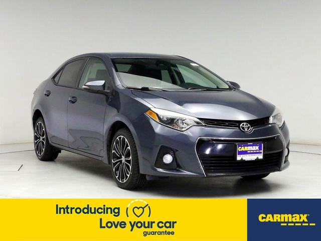 used 2015 Toyota Corolla car, priced at $15,998