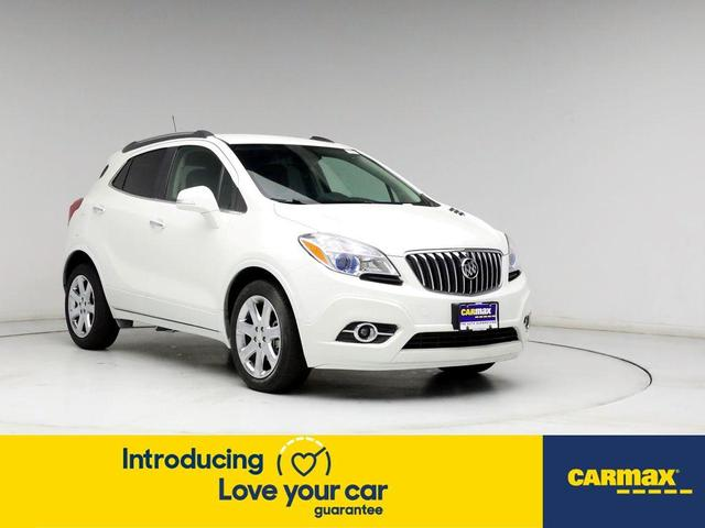 used 2015 Buick Encore car, priced at $17,998