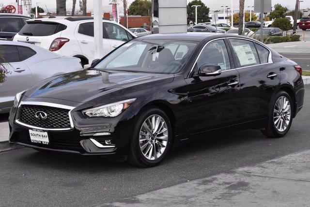 new 2021 INFINITI Q50 car, priced at $44,985
