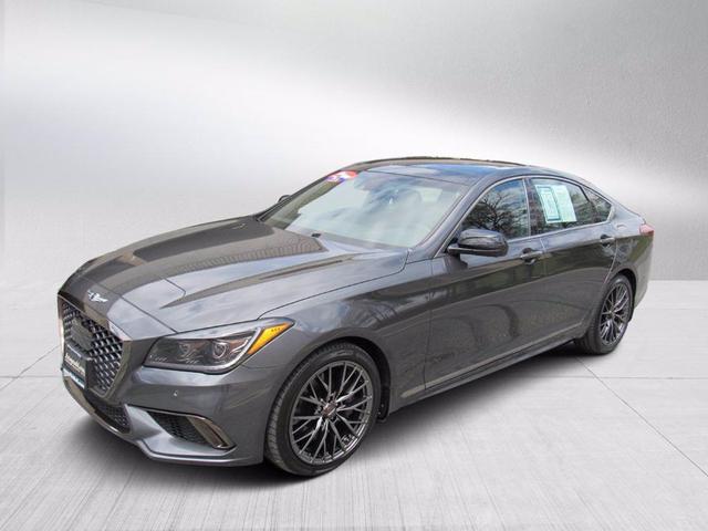 used 2019 Genesis G80 car, priced at $38,988