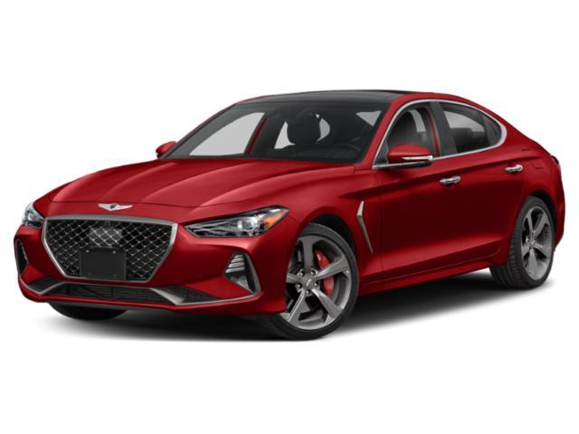 new 2021 Genesis G70 car, priced at $47,865