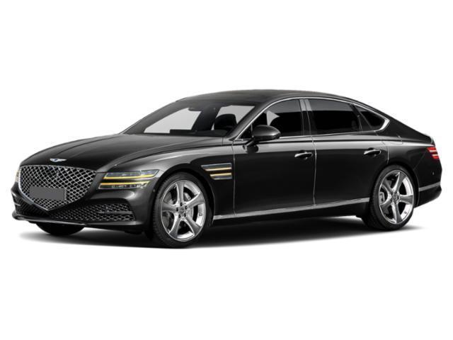 new 2021 Genesis G80 car, priced at $60,575