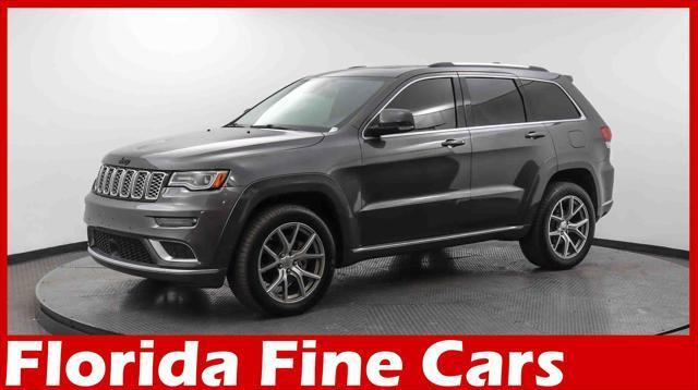 used 2017 Jeep Grand Cherokee car, priced at $29,799