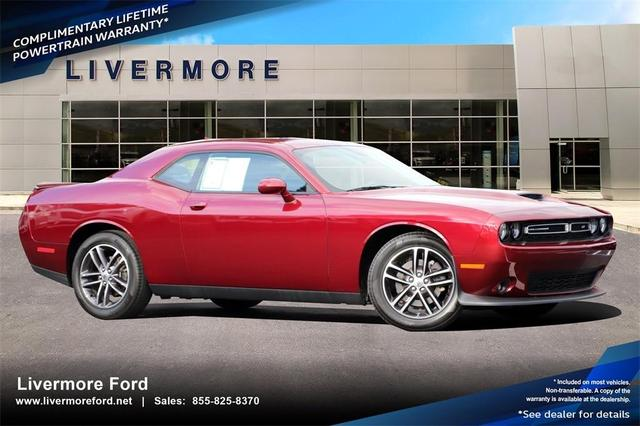 used 2019 Dodge Challenger car, priced at $27,895