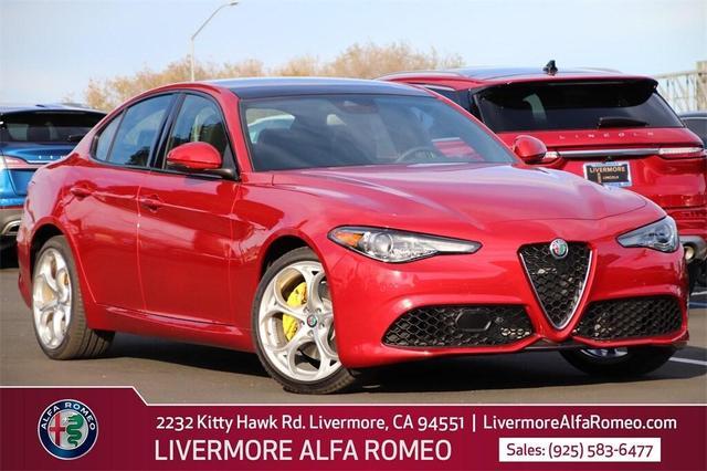 new 2020 Alfa Romeo Giulia car