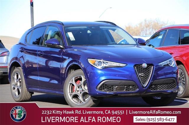 new 2020 Alfa Romeo Stelvio car
