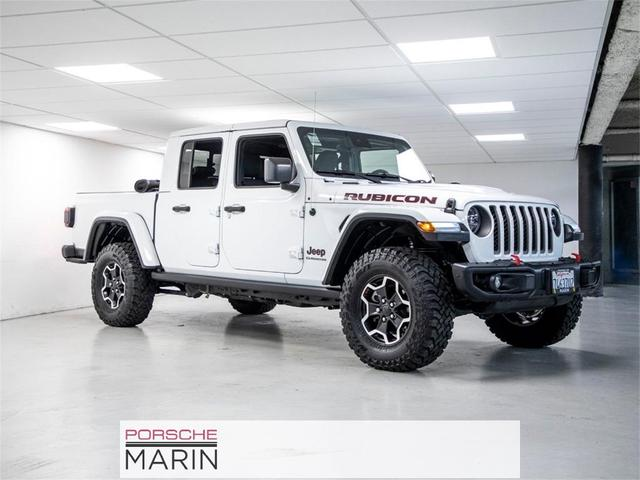 used 2020 Jeep Gladiator car, priced at $54,592