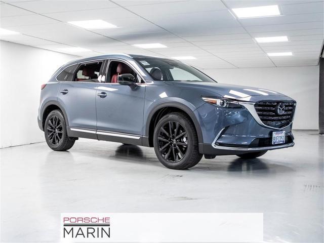 used 2021 Mazda CX-9 car, priced at $43,991