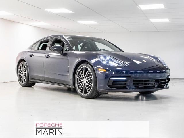 used 2018 Porsche Panamera car, priced at $78,493