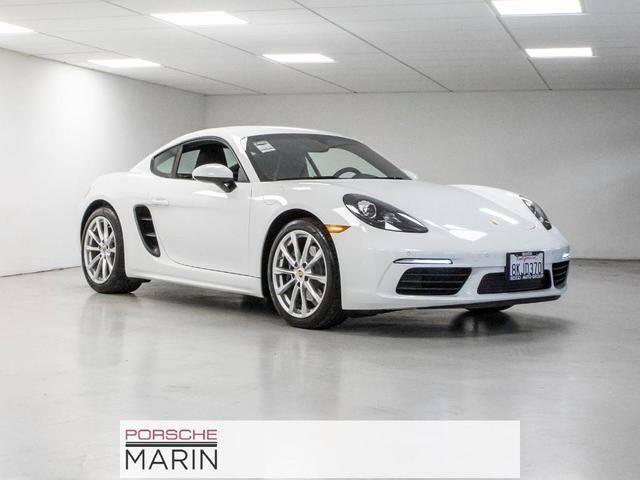 used 2019 Porsche 718 Cayman car, priced at $63,992