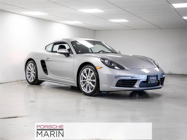 used 2019 Porsche 718 Cayman car, priced at $66,995