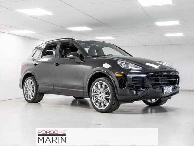 used 2018 Porsche Cayenne car, priced at $59,991