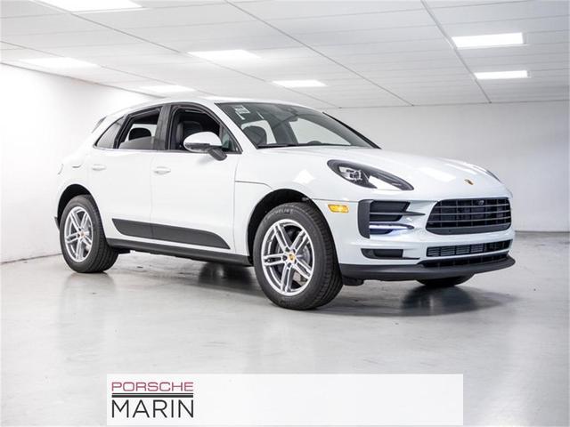 new 2021 Porsche Macan car, priced at $65,830