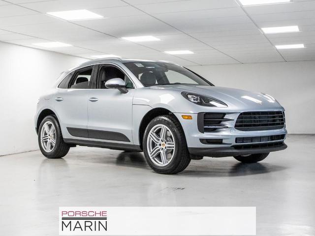 new 2021 Porsche Macan car, priced at $65,700