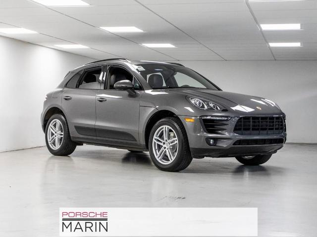 used 2018 Porsche Macan car, priced at $51,992