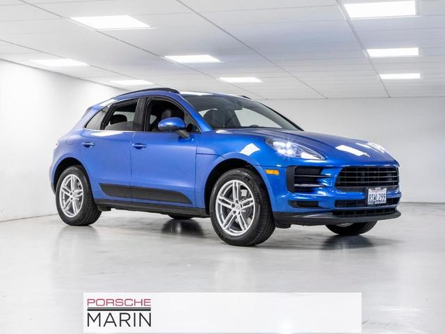 used 2020 Porsche Macan car, priced at $60,592