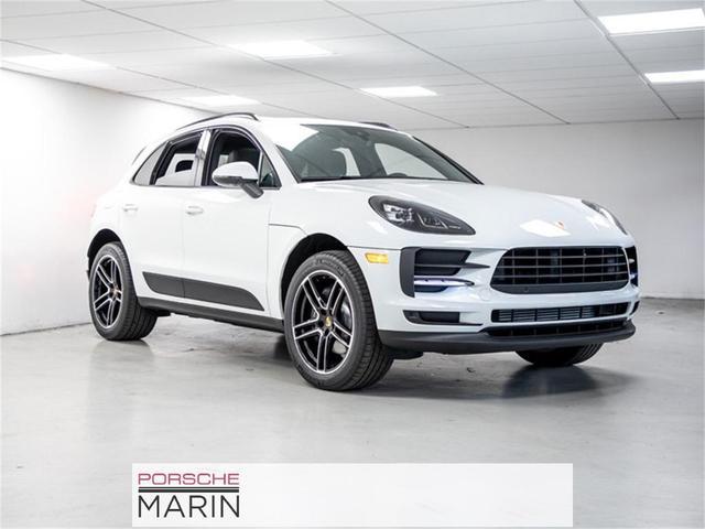 new 2021 Porsche Macan car, priced at $66,760