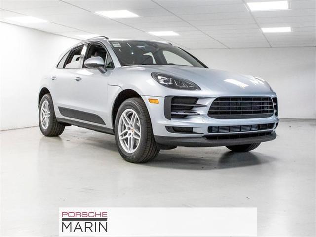 new 2021 Porsche Macan car, priced at $62,310
