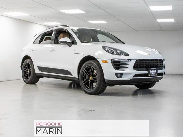 used 2018 Porsche Macan car, priced at $54,991