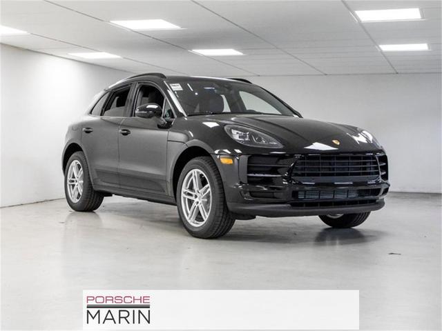 new 2021 Porsche Macan car, priced at $63,740