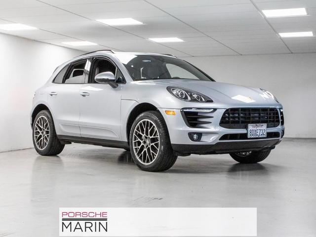 used 2018 Porsche Macan car, priced at $58,694