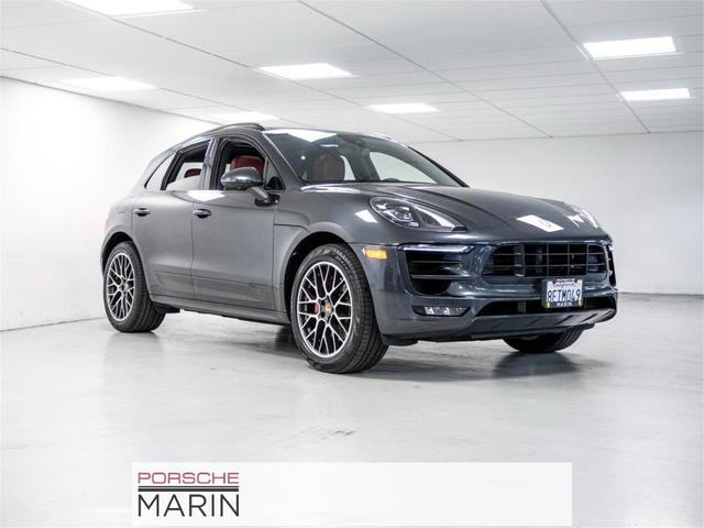 used 2018 Porsche Macan car, priced at $70,991